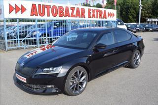 Škoda Superb 2,0 TDi SportLine,DSG,4x4 sedan nafta