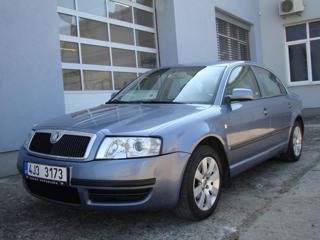 Škoda Superb 1.8 T servisní historie sedan