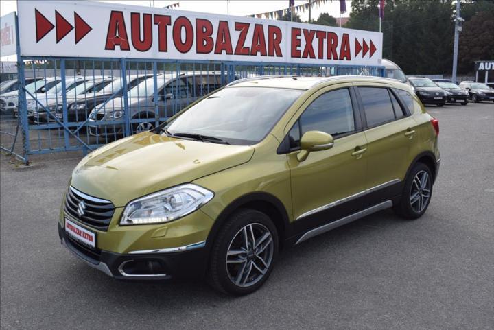Suzuki SX4 S-Cross 1,6 DDiS 4x4,panorama,xenon, SUV nafta
