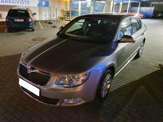 Škoda Superb 1.4 TSI 92kW sedan benzin