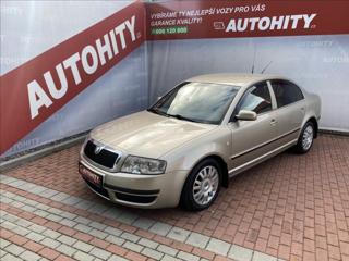 Škoda Superb 1,9 TDi, ČR sedan nafta