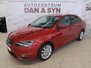 Seat Toledo 1,2 TSI 77KW max.výbava LED CZ sedan benzin