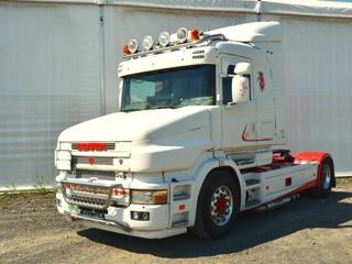 Scania retarder, air compressor, tahač