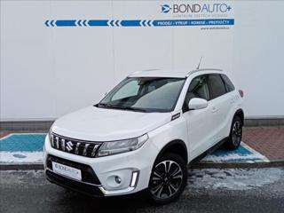 Suzuki Vitara 1,4 T, Hybrid, Elegance hatchback hybridní - benzin