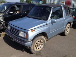 Suzuki 1,6i 60kW 1994 4x4 kabriolet
