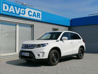 Suzuki Vitara 1,6 VVT Elegance CZ 1.Maj SUV benzin