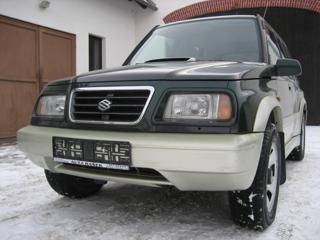 Suzuki Vitara 5, 2.0 TD, 4x4, 172000 KM terénní
