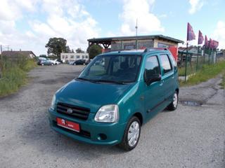 Suzuki Wagon R +1.3 DDiS, 51 kW, Klima kombi