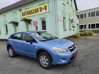 Subaru XV 2,0 AWD , KŮŽE, NAVI, DPH, STK kombi nafta