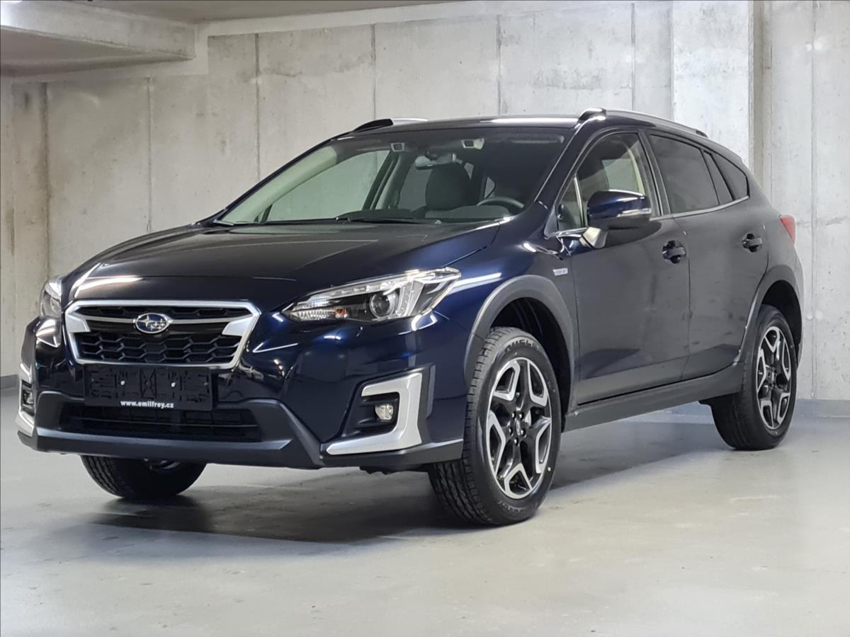 Subaru XV 2,0 e-Boxer ACTIVE SUV hybridní - benzin