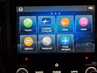 Subaru XV 2,0 e-Boxer ACTIVE SUV hybridní - benzin - 16