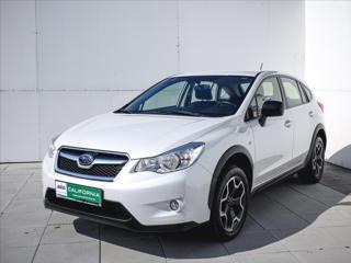 Subaru XV 1,6 Bi-Fuel 4x4,aut.klima SUV LPG + benzin