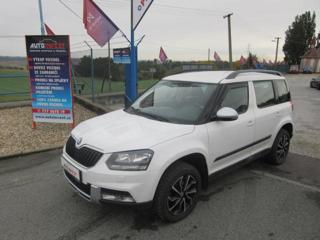 Škoda Yeti 2.0 TDI 4x4 AUTOMAT  nafta