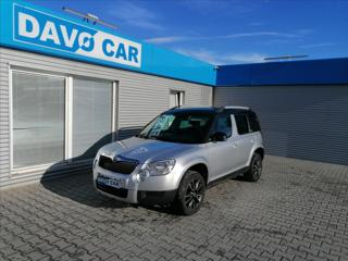 Škoda Yeti 2,0 TDI 4x4 Adventure Navi DPH kombi nafta