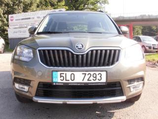 Škoda Yeti 1.2 TSI 77 kW Active kombi