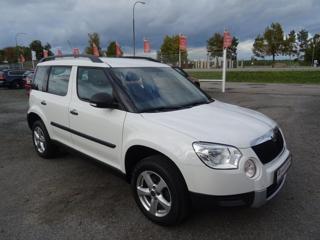 Škoda Yeti 1.2 TSi klima, 2x kola kombi