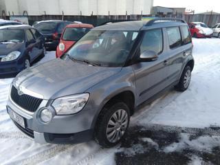 Škoda Yeti 2.0TDI 103 kW-4x4-2.Majitel ČR- SUV