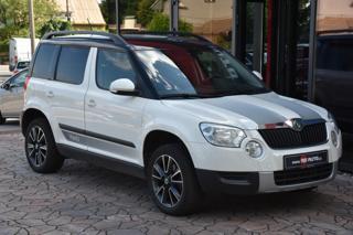 Škoda Yeti 2.0 TDI 103 kW Elegance 4x4 SUV