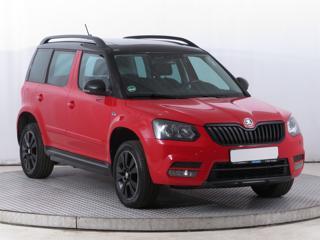Škoda Yeti 2.0 TDI 103kW SUV nafta