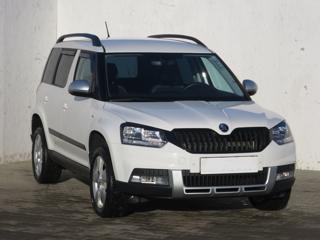Škoda Yeti 1.4 TSI 92kW SUV benzin