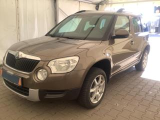 Škoda Yeti 2,0TDI, 103kw,  4x4,  po servisu!! SUV