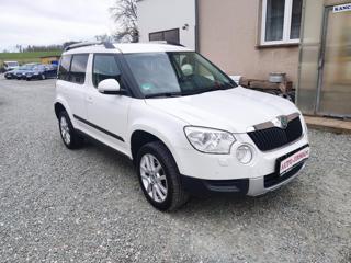 Škoda Yeti 2,0 TDi 4x4 SUV
