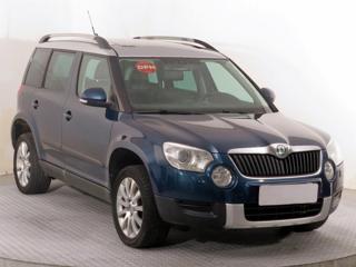 Škoda Yeti 2.0 TDI 125kW SUV nafta