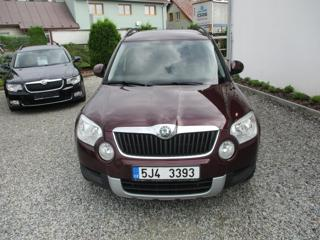 Škoda Yeti 2.0 TDI  Ambition, Nová STK SUV