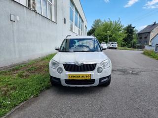 Škoda Yeti 2.0 TDi Elegance SUV nafta