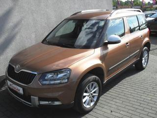 Škoda Yeti 2.0 TDI 4x4 Outdoor SUV