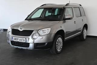 Škoda Yeti 2.0 TDi 103 KW Panorama Záruka až 4 SUV
