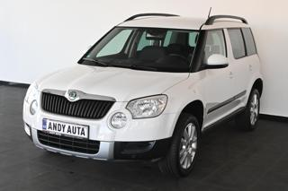 Škoda Yeti 2.0 TDI 81 kW 4x4 Záruka až 4 roky SUV