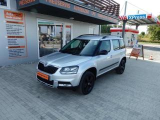 Škoda Yeti 1.2 TSi SUV benzin