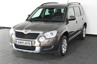 Škoda Yeti 2.0 TDI 103 kW Bi-XEN Záruka až 4 r SUV
