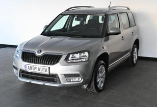 Škoda Yeti 2.0 TDI 103 kW 4x4 PANORAMA Záruka SUV