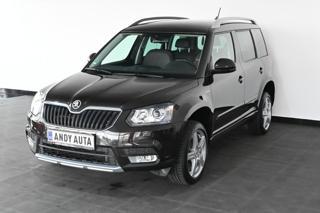 Škoda Yeti 2.0 TDI 4x4 L&K Bi-XEN Záruka až 4 SUV