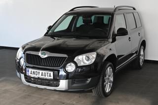 Škoda Yeti 2.0 TDI 103 kW 4x4 Bi-XEN Záruka až SUV