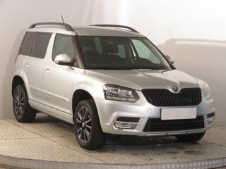 Škoda Yeti 1.2 TSI 81kW SUV benzin