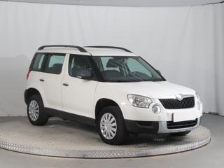 Škoda Yeti 2.0 TDI 81kW SUV nafta