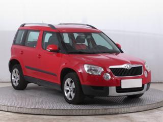 Škoda Yeti 1.2 TSI 77kW SUV benzin