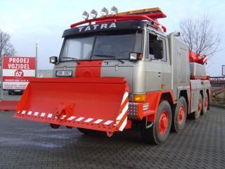 Tatra AV15 Odtahovka speciální nástavba