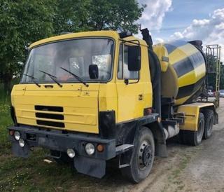Tatra speciální nástavba