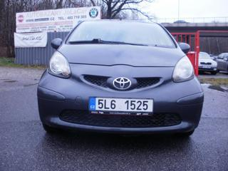 Toyota Aygo 1.0 hatchback