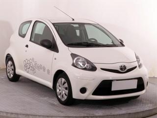 Toyota Aygo 1.0 VVT-i 50kW hatchback benzin