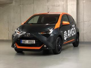 Toyota Aygo 1,0 JBL EDITION hatchback benzin