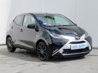 Toyota Aygo 1.0 VVT-i 51kW hatchback benzin