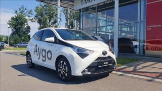 Toyota Aygo 1,0 X-Play + Style, x-shift hatchback benzin