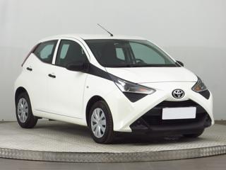 Toyota Aygo 1.0 VVT-i 53kW hatchback benzin
