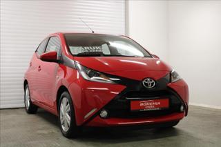 Toyota Aygo 1,0 VVT-i 1.MAJITEL hatchback benzin