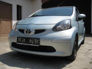 Toyota Aygo 1.0 VVT-i hatchback